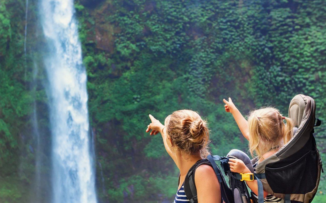 En voyage famille en Colombie