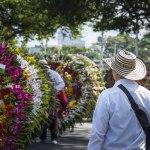 La fête des fleurs à Medellín