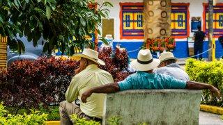 La Colombie en bref