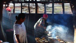 En cuisine avec les Wayuu de la Guajira