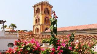 Les monuments du centre historique de Carthagène des Indes