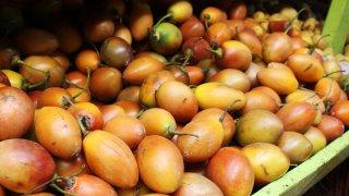 Tomate de arbol de Colombie