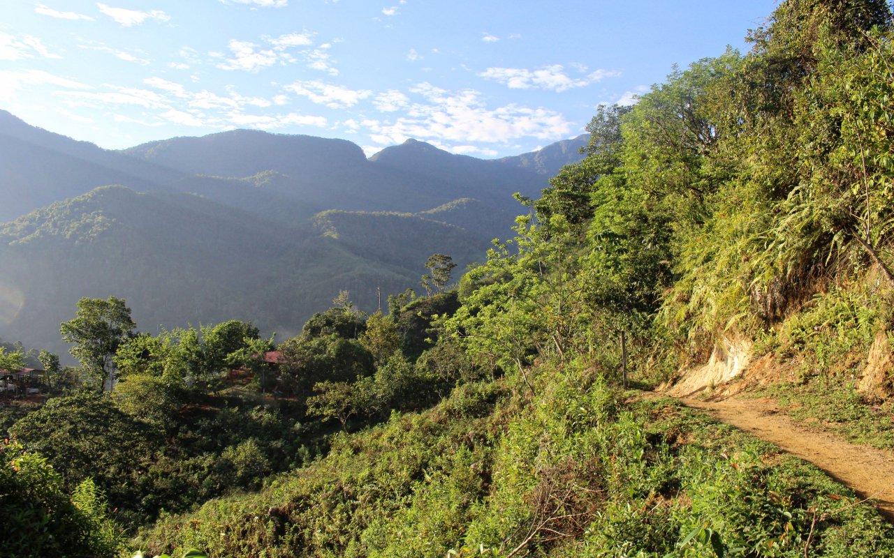 Le trek de la Ciudad Perdida dans la Sierra Nevada