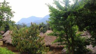 Un village kogi proche de la ciudad perdida en Colombie