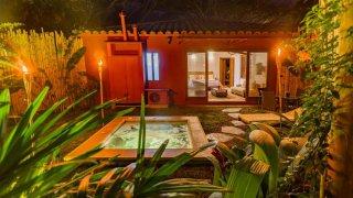 L'hotel Sazagua dans la région du café, idéal pour les familles