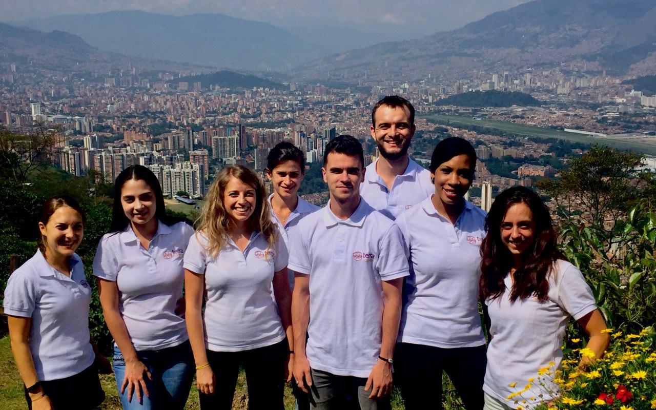 Équipe de Terra Colombia