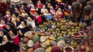 Le marché d'Otavalo en Equateur