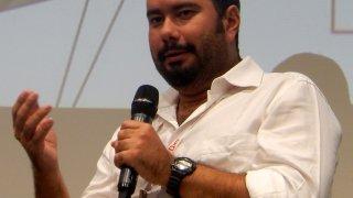 Le réalisateur Ciro Guerra