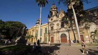 Le climat de Medellin en Colombie