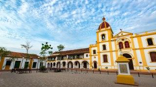 L'Eglise de l'Immaculée Concepion à Mompox