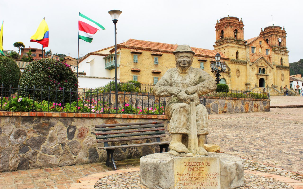 L'histoire du Boyaca en Colombie