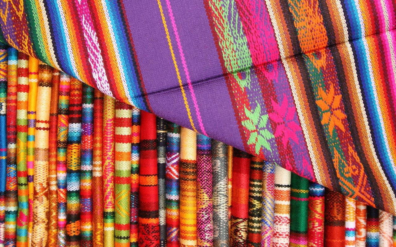 Paysage de paramo en Colombie