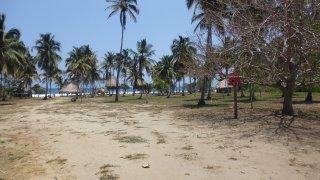 L'une des plages du Parc Tayrona