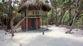 En reconnaissance dans le Parc Tayrona en Colombie