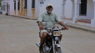 Les rencontres avec les habitants de Mompox