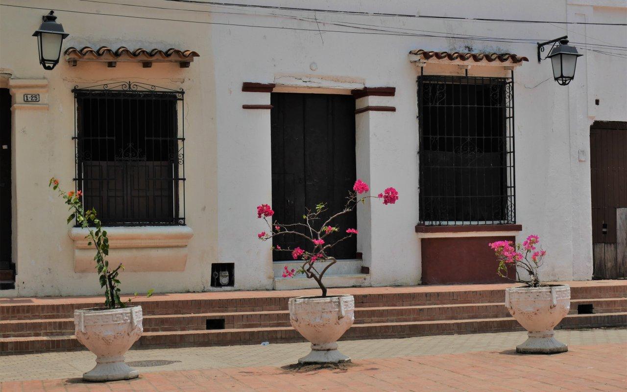 Le charme des ruelles de Mompox dans le Bolivar en Colombie