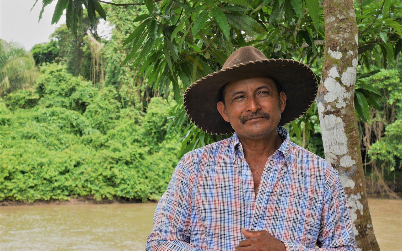 Seudiel, homme des Llanos