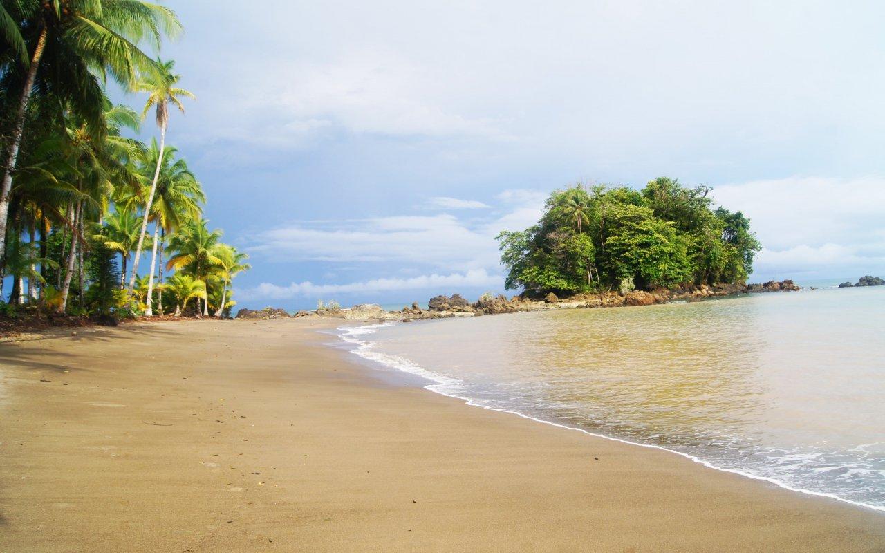 Les plages du Choco