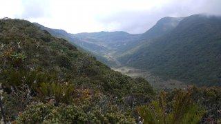 Sur les terres indigènes du Cauca