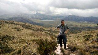 Les paysages du Cauca en Colombie