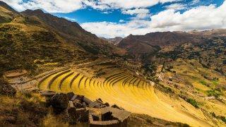 La Vallée Sacrée au Pérou