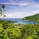 Les plages du Choco en Colombie