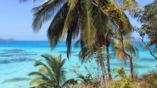 Ile de Providencia : The Blue Place to Be