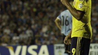Radamel Falcao joueur de Colombie