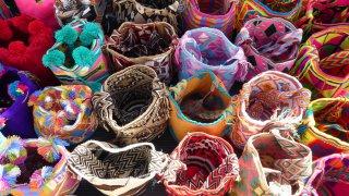Sacs Wayuu de Colombie