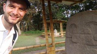 Paul de Terra Colombia à San Augustin
