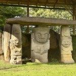 Site archéologique pré-colombien de San Augustin