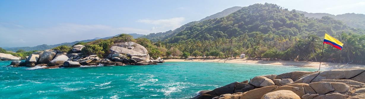 Voyage dans les Caraïbes colombiennes